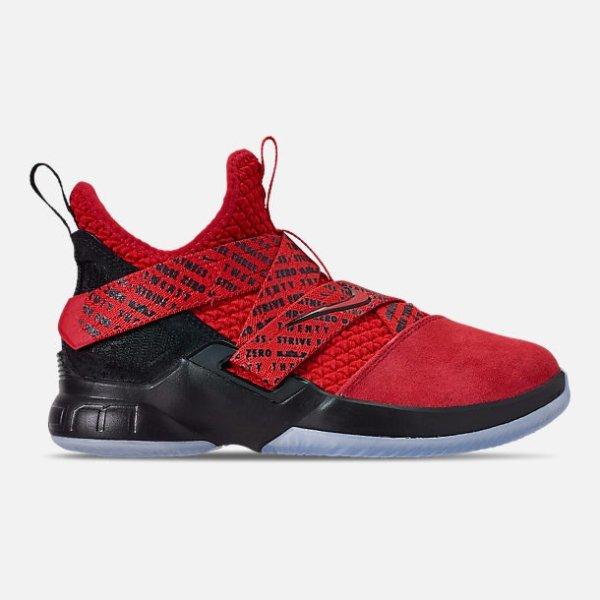 LeBron Soldier 12 大童篮球鞋