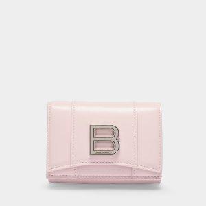 Balenciaga沙漏钱包