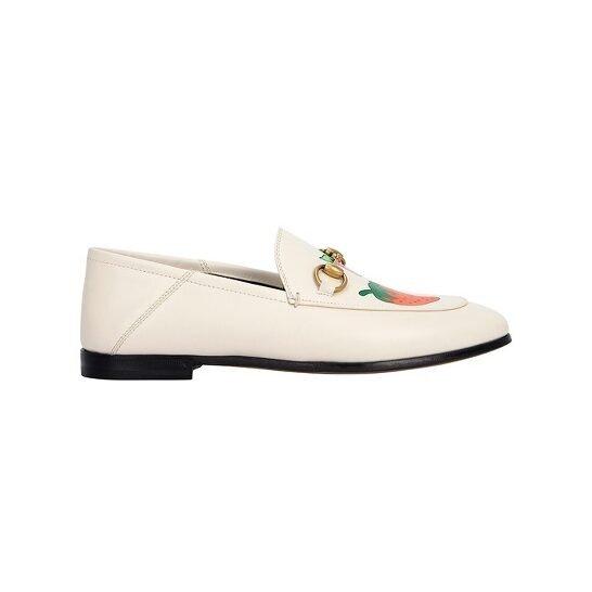 草莓福乐鞋