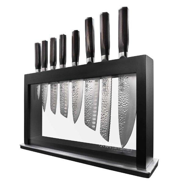 日式刀具9件套