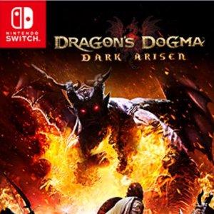 《龙之信条:黑暗觉者》Switch 实体版 支持中文