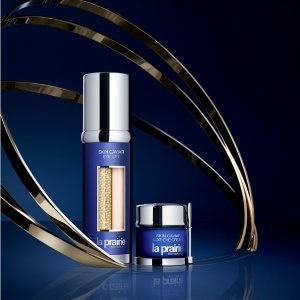 Enjoy Free Gifts+Free Overnight ShippingDealmoon Exclusive: La Prairie Skin Caviar Eye Lift and Skin Caviar Luxe Eye Cream