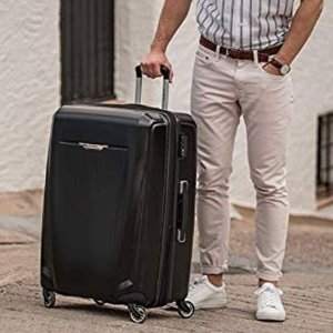 $79.2Samsonite Winfield 3 DLX Hardside Luggage with Spinner Wheels