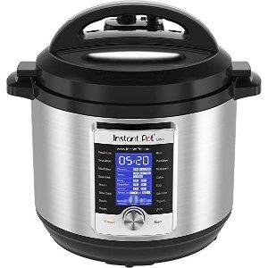 超值价¥715比黑五低:Instant Pot Ultra 6夸脱 10合1多用途可编程高压锅