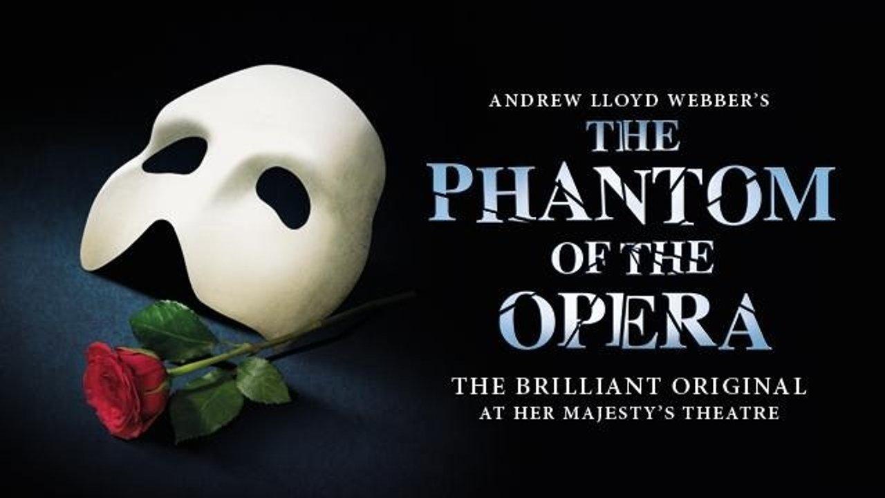 《歌剧魅影》6月正式回归!The Phantom of The Opera歌剧魅影订票选座观剧全指南!
