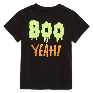 $3.75Kids Halloween T-Shirts @ JCPenney