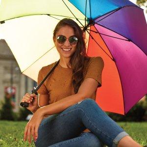 6折+满$20包邮  $13收爆款泡泡透明伞独家:Totes 全场雨伞和雨具夏季大促 折扣区也参加