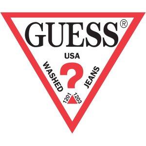 低至5折 $17收秀智同款Logo TeeGuess 折扣区大促 大量美衣美包 BM风女孩买起来