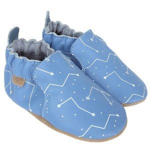 Robeez星座图案学步鞋