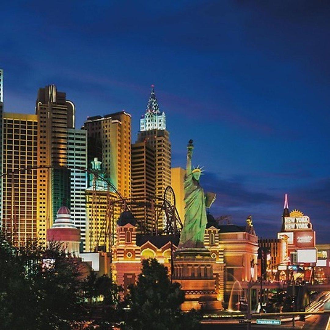 纽约纽约酒店 New York - New York