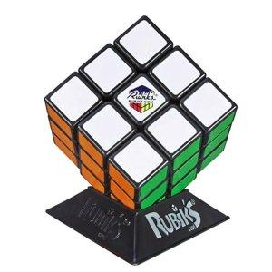 Hasbro Gaming Rubik's 3X3 Cube, Puzzle Game, Classic Colors @ Amazon