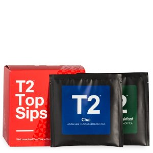 T2 teaTop Sips茶叶礼盒