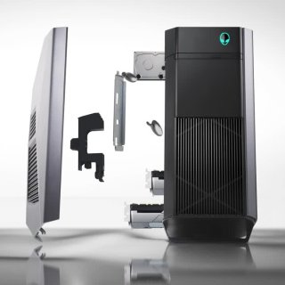 $1105Alienware Aurora R7 游戏台式机 (i5-8400, RTX 2070, 16GB, 2TB)