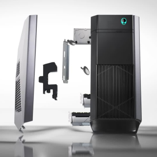 $1049收 9代i5+新显卡GTX 1660TiAlienware Aurora 台式机 (i5-9400, 16GB, 1660Ti, 1TB)