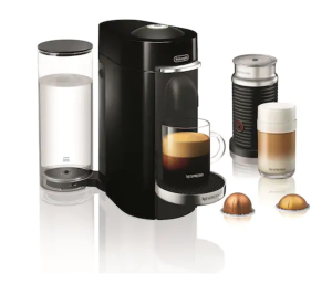 Nespresso Vertuo Plus 豪华胶囊咖啡机+奶泡机 送16个胶囊咖啡
