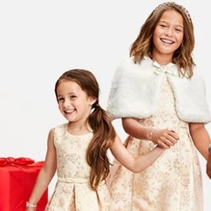 50%-75% Off SitewideBlack Friday Deals @ Children's Place