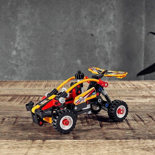 Buggy小赛车 42101   机械组系列