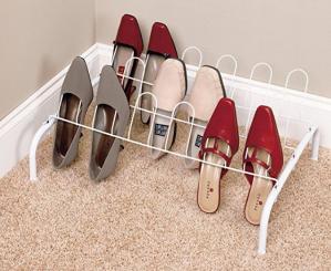 $13.97(原价$37.17)ClosetMaid 1039 立式鞋架