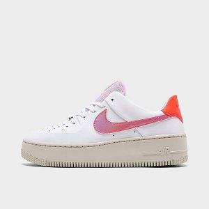 NikeWomen'sAir Force 1 Sage Low Casual Shoes