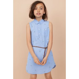 H&MShirt Dress with Belt