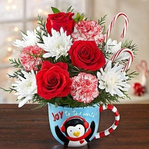 Save 20% OffHoliday Blowout Sale @ 1-800-Flowers