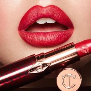 无门槛9折 $67入4色眼影Charlotte Tilbury 全线彩妆热卖 收新款Hot Lips口红