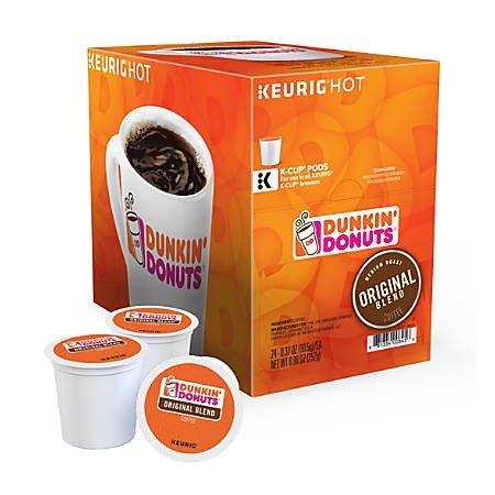 原味K-Cup 咖啡胶囊 24颗