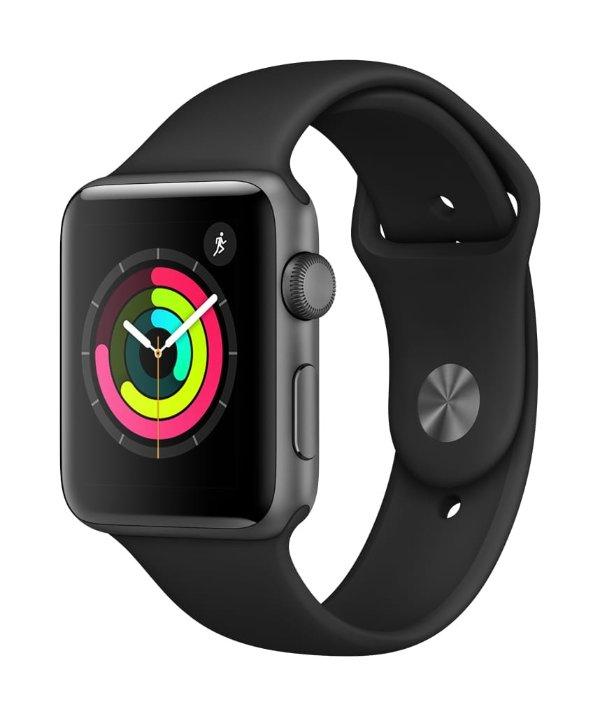 Watch 3 GPS版 - 42mm 智能手表