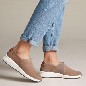 低至4折+额外7折Clarks 折扣区上新 多款舒适鞋履热卖