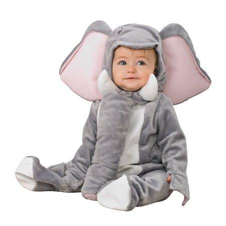 婴儿小象装扮服