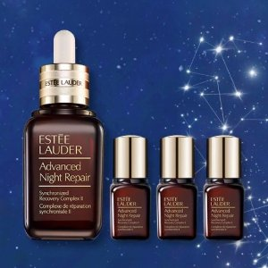 Get 3 Free TravelersEstee Lauder Advanced Night Repair Offer