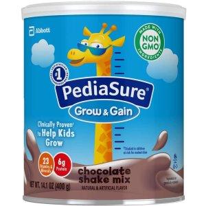 PediaSure 雅培小安素助成长营养乳饮三罐装