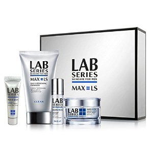 $93.76(原价$108.63)Lab Series 锋范系列男士护肤4件套8.6折