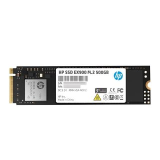 HP EX900 Series 500G M.2 NVMe SSD Solid State Drive