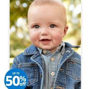 Up to 60% OffBaby B'Gosh New Arrivals on Sale