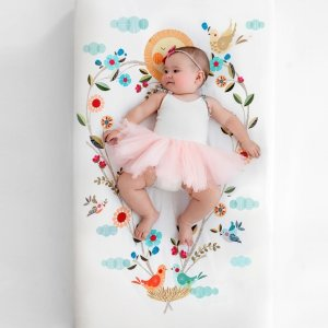 20% OffRookie Humans Fitted Crib Sheet Sale @ buybuy Baby