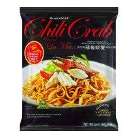 新加坡百胜厨 辣椒螃蟹拉面 160g 世界十大最好吃泡面