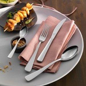 €79.99 原价€196.99ZWILLING 双立人 Roseland 不锈钢餐具 60件套 适合12人