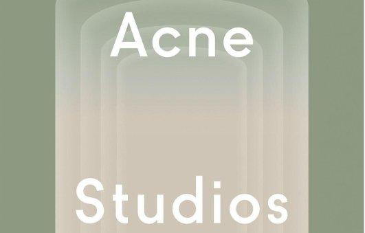 Acne Studios 5折起+额外8折Acne Studios 5折起+额外8折