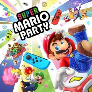 低至2折 聚会宅家必备Nintendo e-Shop 英国区大促 马里奥派对、双点医院大促