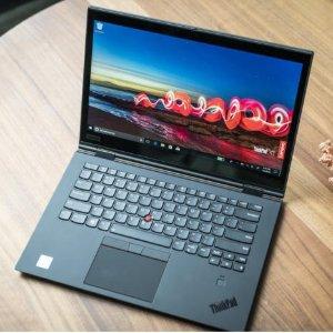 全系6.5折 $1086购超强变形本Lenovo ThinkPad X1 Yoga 3rd 黑五折扣提前享