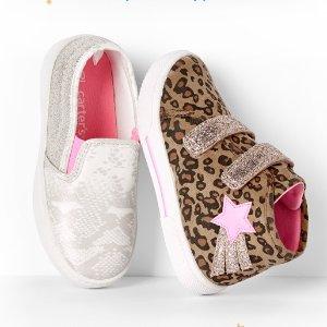 多买多省 低至5折Carter's官网 童鞋热卖,秋冬保暖靴上新
