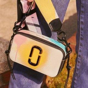 6折起+额外9折 £151收爱心相机包Marc Jacobs 新配色相机包折上折 超多新款超好价收