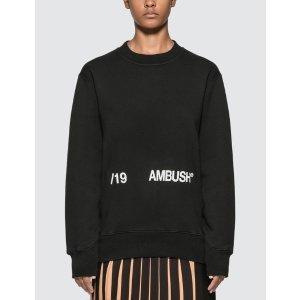 AMBUSH®Logo卫衣
