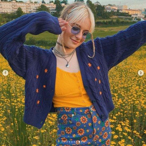 3折起 樱花粉T恤£12.5Minga London 夏季大促再次降价 收爆款向日葵、小雏菊甜妹穿搭