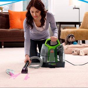 $99.99(原价$139.99)史低价:Bissell 必胜地毯深层清洁仪 便携家用 汽车地垫坐垫清洗