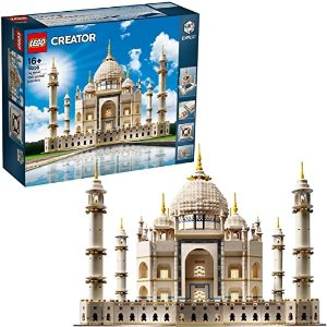 Lego待补货泰姬陵 10256 Building Kit and Architecture Model, Perfect Set for Older Kids and Adults