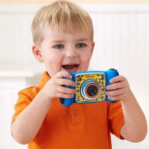 史低价$27.55VTech Kidizoom 儿童多功能防摔相机