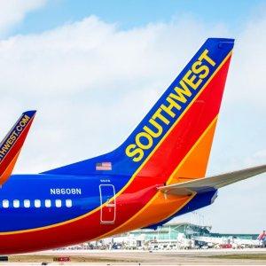 直飞往返$98起 单程仅$49西南航空独立日大促 夏秋机票低价 涵盖近3400航线
