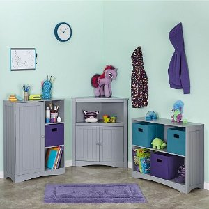 4.4折RiverRidge Home 儿童房储物收纳家居用品特卖